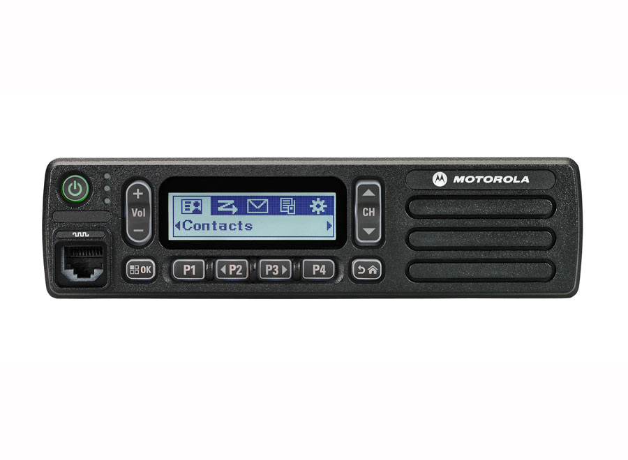 Motorola DM1600 Digital Mobile Two-Way Radio