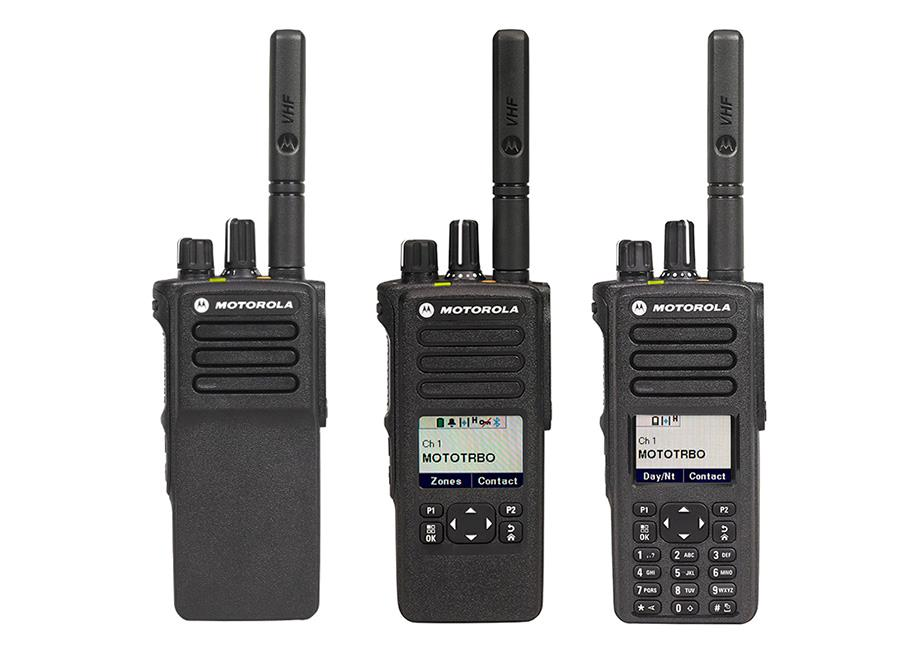 Motorola DP4000e Digital Two-Way Radio Series