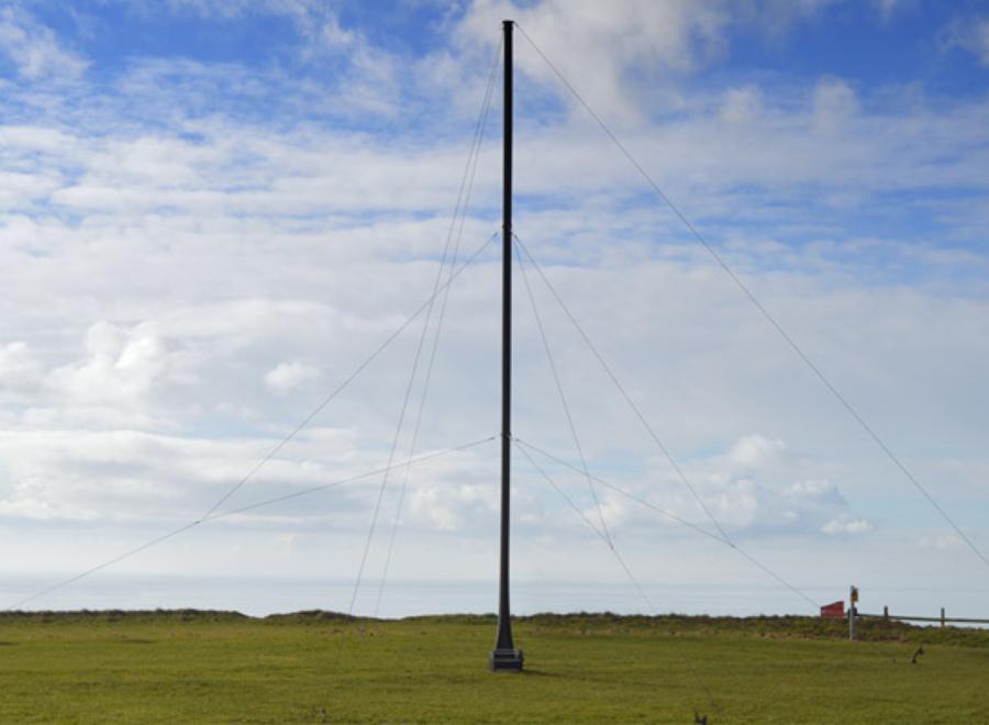 Rolatube 8m 4 Single Mast Rolacage System