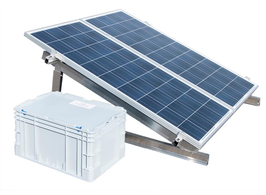Danimex Solar Power Kit 280W