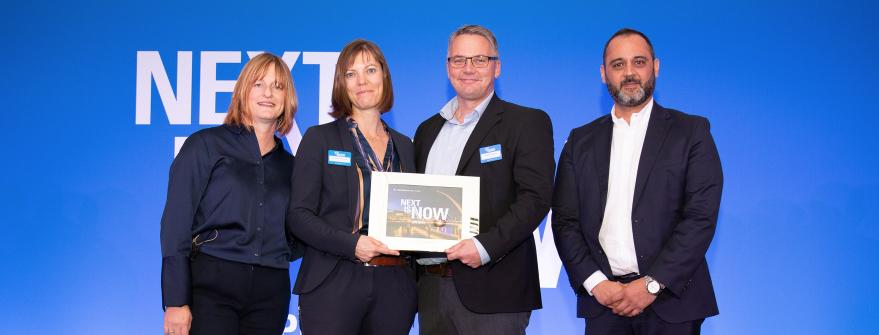 2 awards for Danimex at Motorola Solutions' Executive Partner Conference 2019