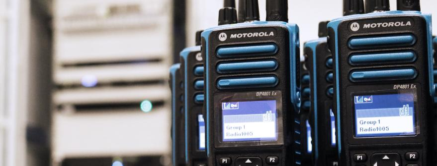 Great deal available  on MOTOTRBO PD4000 Ex Series