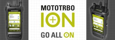Introducing MOTOTRBO ION