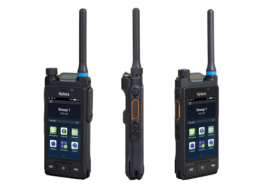 Hytera PDC760 Multi-mode Advanced Radio DMR LTE
