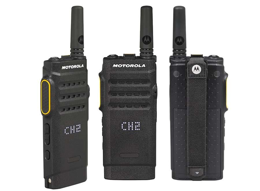 Motorola SL1600 Ultra-Slim Two-Way Radio