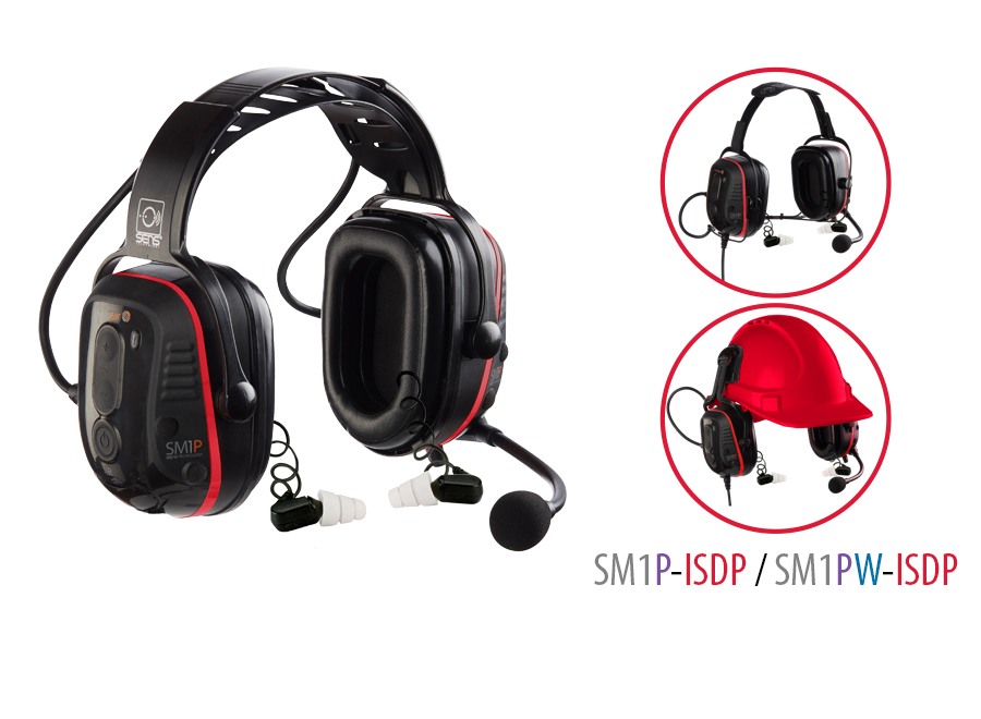 Sensear Headsets & Earplugs